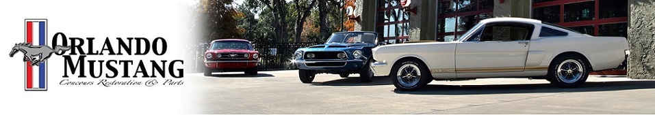 Orlando Mustang Concours Restorations